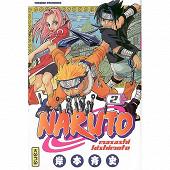 Manga - Naruto Volume 2