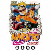 Manga - Naruto Volume 1
