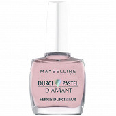 Gemey Maybelline vernis à ongles durci long pastel N°07 sable NU