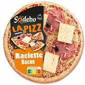 Sodebo la pizza bacon raclette 470g