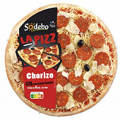 Sodebo La pizz chorizo 470g