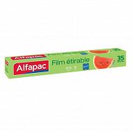 Alfapac film étirable 35m