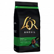 L'or café grains perle du brésil 500g