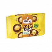 St Michel Tam Tam chocolat/ chocolat blanc 220g