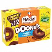 St michel doonuts nappés au chocolat 360g
