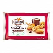 St michel madeleine coquilles pepites chocolat aux oeufs de poules 700g