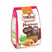 St michel madeleines fourrees chocolat 350g