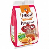 St michel madeleines fourres fraise 350g