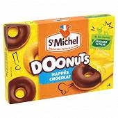 St michel doonuts nappes au chocolat 180g
