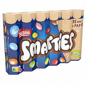 Smarties tubes hexagonal x6 240g