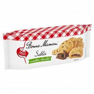 Bonne Maman sablés noisette chocolat 150g