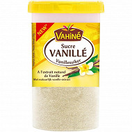 Vahiné boîte ménagère sucre vanillé format familial 150g