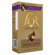 L'Or absolu 250g