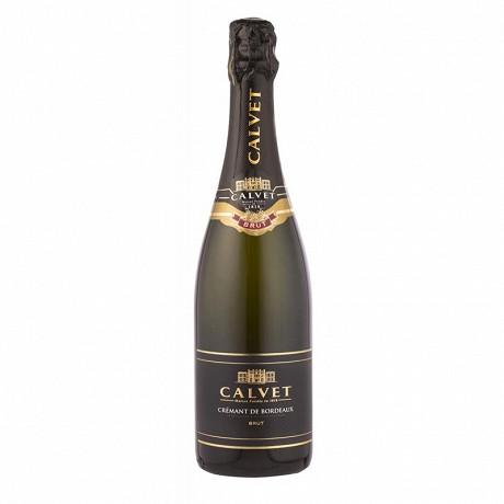 Crémant de Bordeaux Brut Calvet 12% Vol.75cl