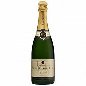 Champagne Blanc Brut Veuve De Saint Clair 12% Vol.75cl