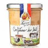 Les recettes cuites au chaudron confit de lait 320g