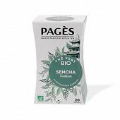 Pages the vert doux bio x20s 36g