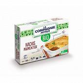 La compagnie artique hachis parmentier Bio 450g