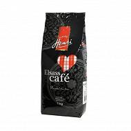 Café Henri café elsass grains 1kg