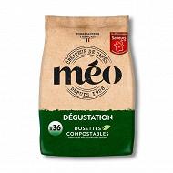 Méo dosettes dégustation x36 - 250g