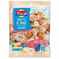 Escal mélange de fruits de mer ASC/MSC précuits 300g