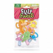 Fizzy sachet tétine -35% de sucre 44g