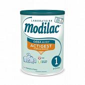 Modilac actigest 1er age 800g