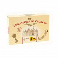 Biscuiterie de Chambord petits fours cerise 300g