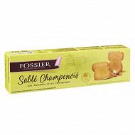 Biscuits Fossier sablé champenois aux amandes et au champagne 135 g