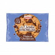 Daunat Cookie Gourmand Nature Pépites de Chocolat 70g