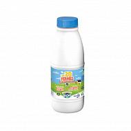Lactel lait uht filière 1/2 écrémé bouteille 1l