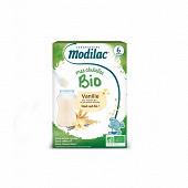 Modilac céréales bio vanille 250g