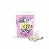 What The French pot crème glacée yaourt aromatisée au fruit de la passion bio 294g
