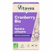 Vitavea cranberry bio 9g
