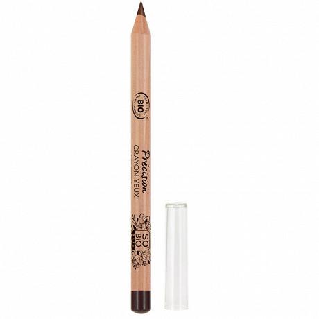 So bio crayon yeux precision 02 brun