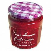 Bonne Maman intense fruits rouges 335g