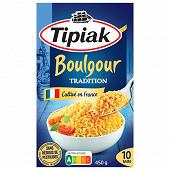 Tipiak boulgour tradition sans pesticide 450g