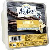 Altiflore bac crème glacée artisanale vanille 750ml - 450g