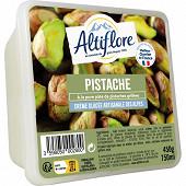 Altiflore bac crème glacée artisanale pistache 750ml - 450g