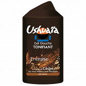 Ushuaia douche cèdre tonifiante 250ml