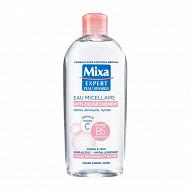 Mixa EPS eau micellaire physiologique peaux sensibles et sèches 400ml