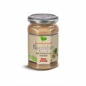 Nocciolata bianca pate à tartiner aux noisettes bio 350g