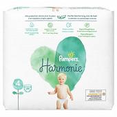 Pampers harmonie t4 x28 geant