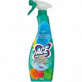 Ace détachant spray nettoyant sans javel 650ml