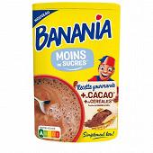 Banania poudre chocolatée moins de sucre 750g