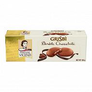 Vicenzi grisbi fourré crème de chocolat 150g
