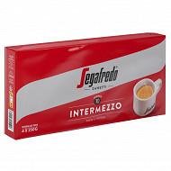 Segafredo Intermezzo café moulu 4 x 250g