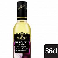 Maille vinaigrette légère vin rouge et échalotes 36cl