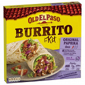 Old el paso kit pour burritos 510g