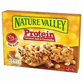 Nature valley barres protein caramel sale & cacahuètes 4x40g